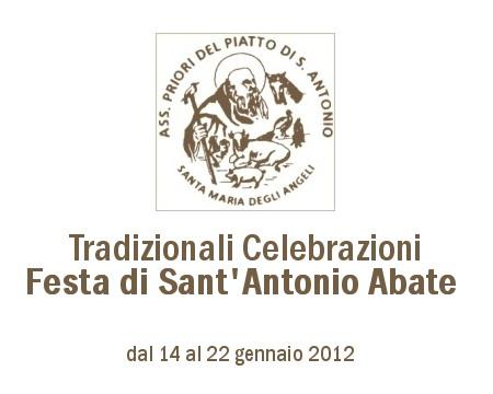Festa del piatto di sant 39 antonio abate assisi by umbria for Arredo bimbo sant antonio abate
