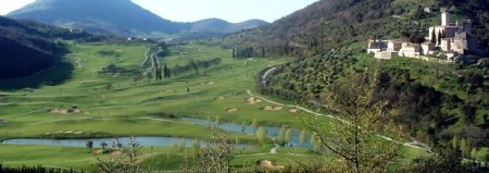 Golf Club Antognolla, Perugia, Umbria