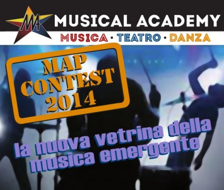MAP CONTEST 2014 ... The new showcase of emerging music